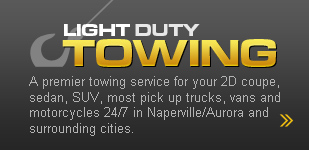 Light Duty Towing Naperville